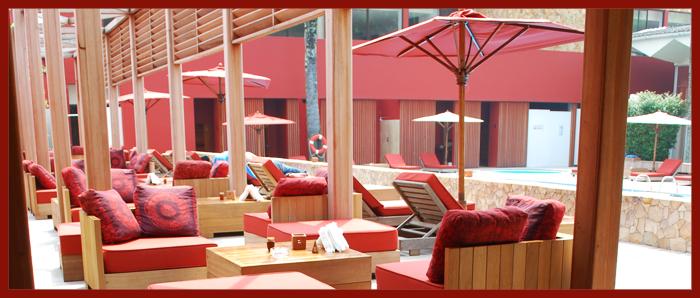 Ap home restaurant4 for Design hotel douala