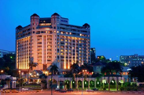 HILTON HOTEL YAOUNDE